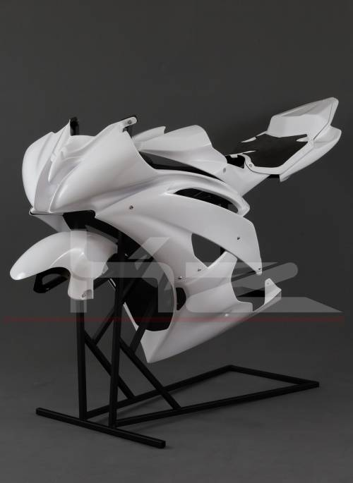 Pack CBR 1000 RR - Blanc - Fix 1/4 de Tour