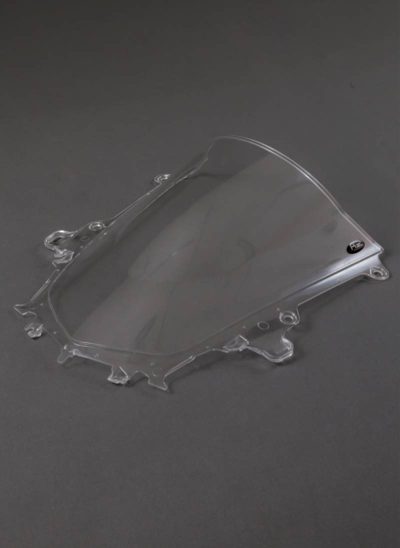 Bulle Double Courbure Transparente - Yamaha YZF R1 2015
