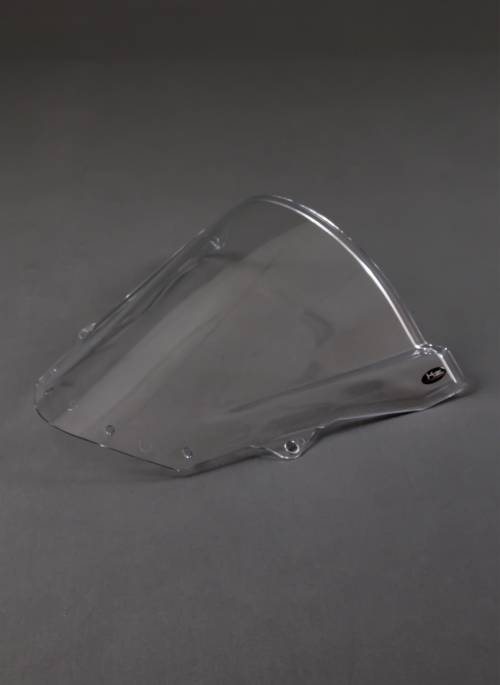 Windscreen Double Curve Clear - Kawazaki ZX-6R 2013-16