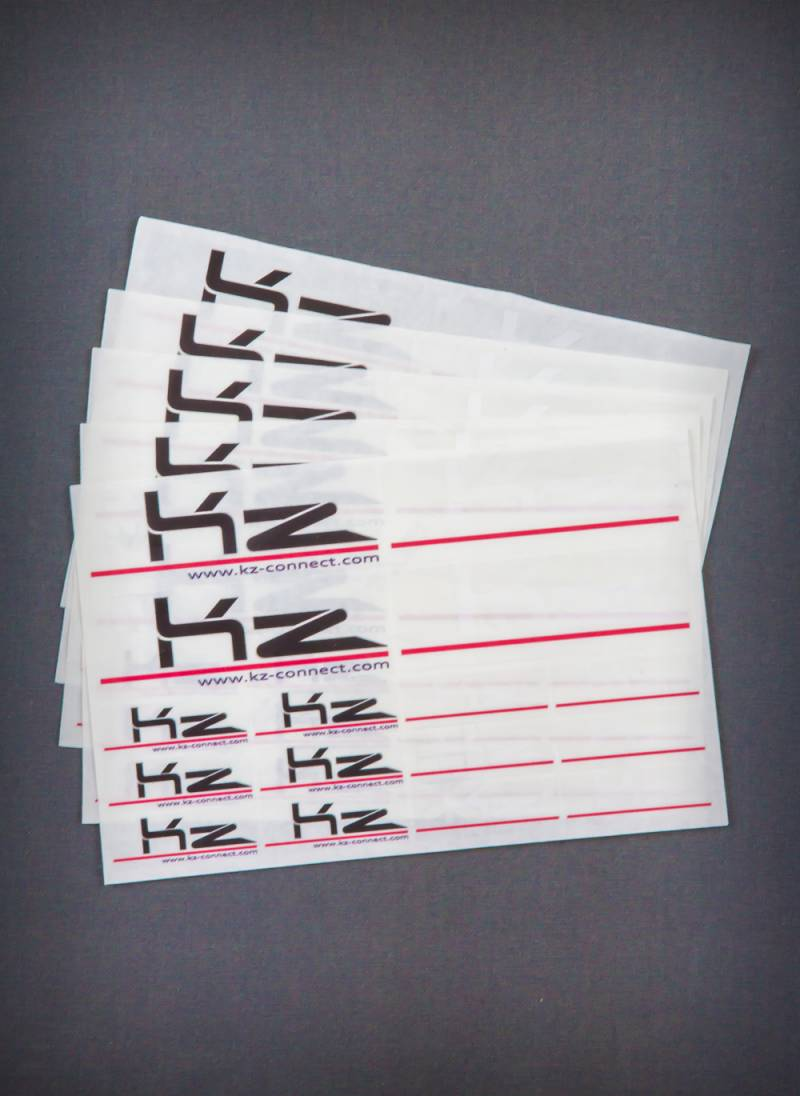 KZ Stickers