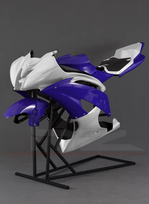 Pack Yamaha YZF R6 2008-16 - BI-COLOR