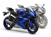 YZF R6 2006-16 Look 2017